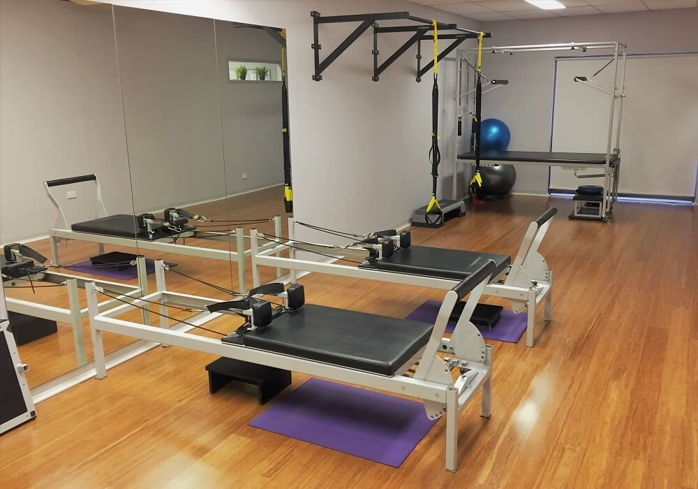 Pilates Reformer Machines